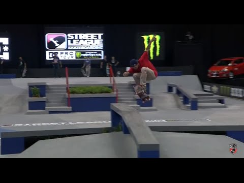 Street League 2012: Kansas City Finals Quick Clip