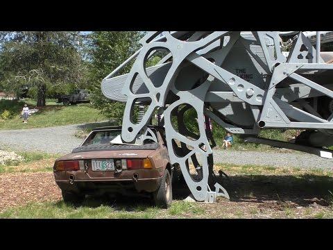 The Walking Beast by Moltensteelman car crush teaser