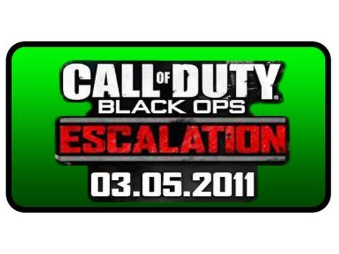 CoD Black Ops 'Escalation' NEW Map Pack 2 DLC – Zombies LEAKED!