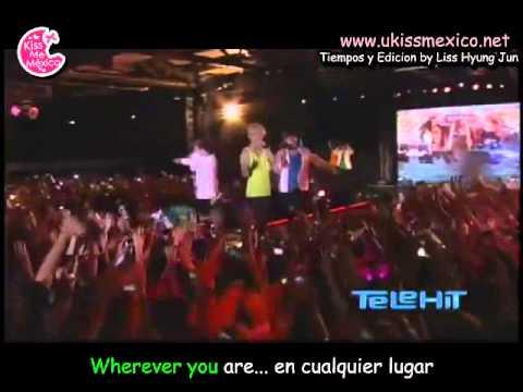 U-kiss - Dear My Friend (Spanish Version) [Lyrics + Karaoke]