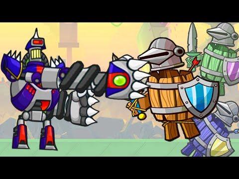 Tower Conquest взлом! ЧЕЛЕНДЖ ОДИН ПРОТИВ ВСЕХ(2) - Игры только для детей