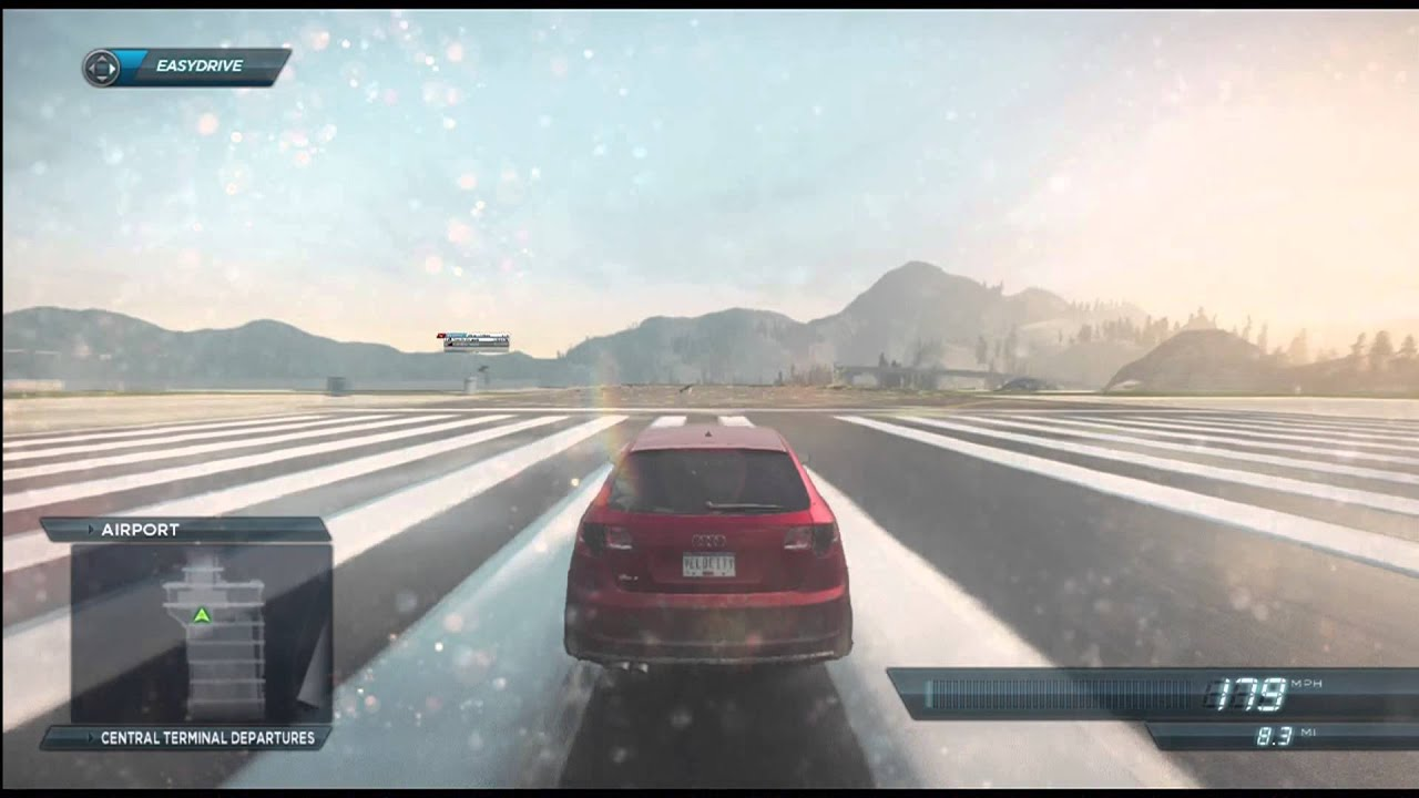 Need For Speed Most Wanted 2012 Audi Rs3 Sportback Top Speed Run Youtube