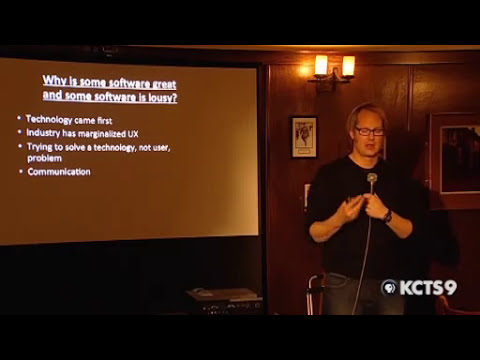Behind the Scenes: How Software is Made | EASTSIDE SCIENCE CAFE