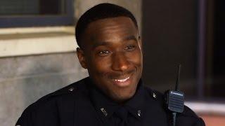 Officer puts heart before procedure