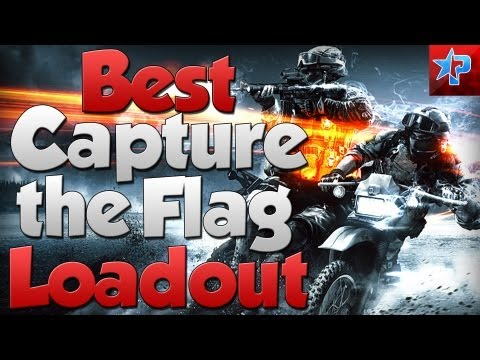 BF3: Best CTF Loadout! Recon Power! (Battlefield 3 Capture The Flag Gameplay)