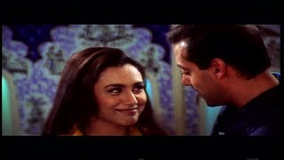Salman Khan Finally gets his Love, Rani Mukherjee (Kahin Pyaar Na Ho jaye)