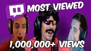 TOP 50 MOST VIEWED PUBG TWITCH CLIPS OF ALL TIME