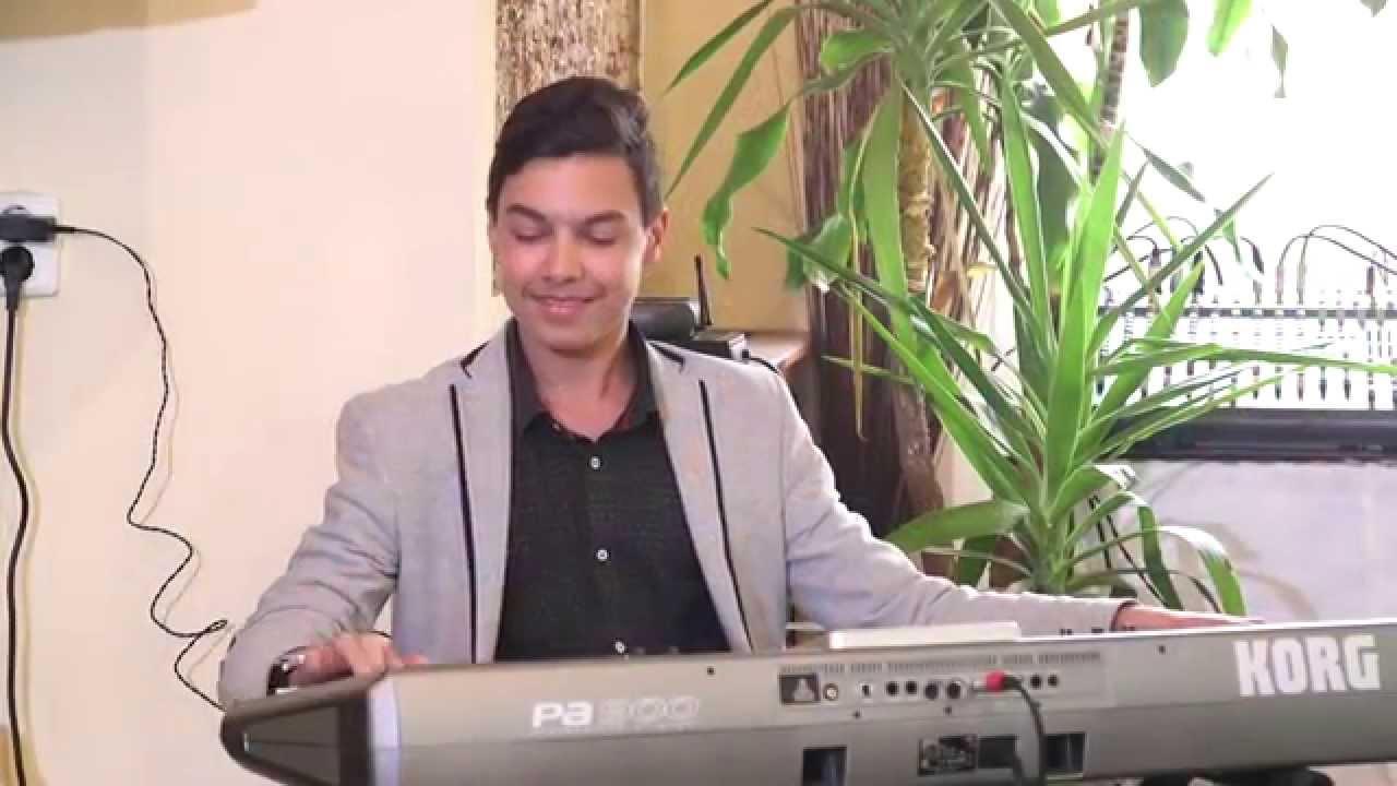Georgian Dindiri si Alin Chiritoiu LIVE HORA Instrumentala