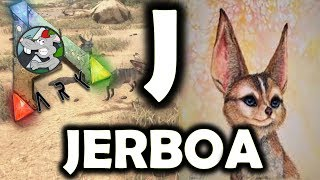 ARK A To Z - J Is For JERBOA - Definitive Guide To Ark Survival Evolved