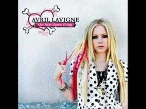 Avril Lavigne – I Don't Have To Try