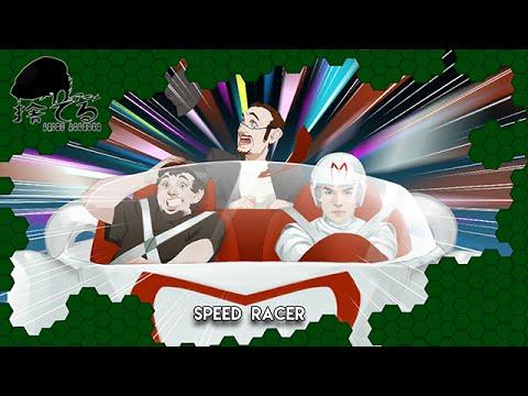Anime Abandon: Speed Racer (feat. NOSTALGIA CRITIC)