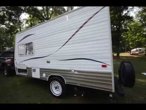 2008 Skyline Layton 150LTD Travel Trailer -$9500