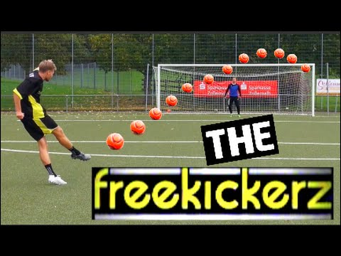 F2 Freestylers ft. freekickerz - Amazing FreeKicks. Tutorials & Reviews!