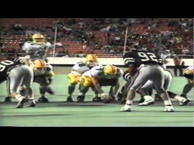 Feature on Oregon guard Bud Bowie from Rich Brooks Show 9-22-1991