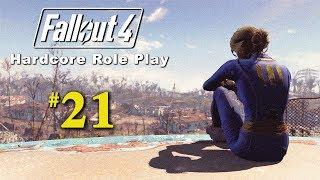 Fallout 4 Hardcore Survival Role Play - Ep. 21: Friends