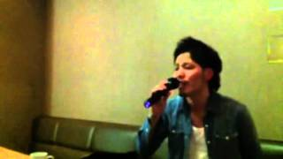 Lovers Again EXILE COVER Ryo