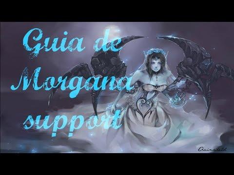 League of legends Guia de Morgana Support Avanzado y detallado S4