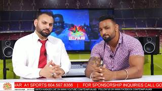 LIVE KABADDI SUPERSTAR PALA JALALPUR INTERVIEW WITH LUCKY KURALI