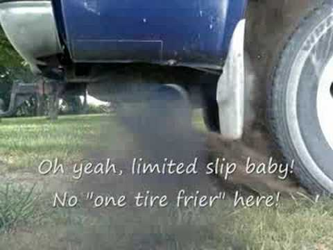 2003 Ford Powerstroke Diesel 6.0L Insane Turbo Whistle
