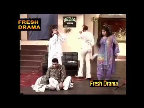Zafri Khan  Deedar   Sajjan Abbas Jugtaan  Stage Drama Pakistani Comedy Show Latest