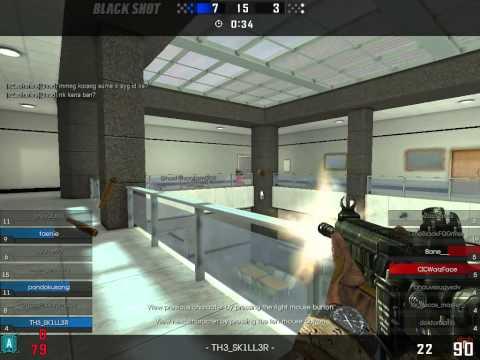 Blackshot #17 We All Use U.S Marine :3