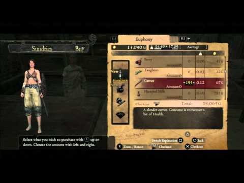 Dragon's Dogma - Early Infinite Gold