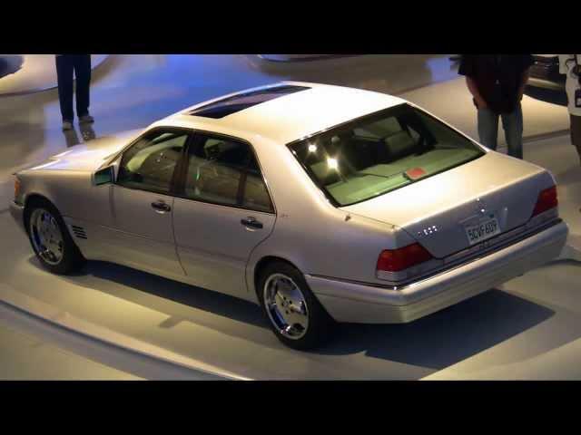 Stuttgart, Germany - Mercedes Benz Museum - YouTube