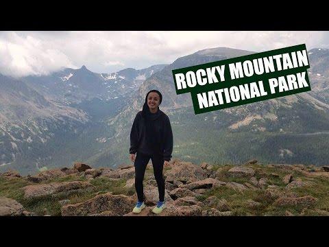 ROCKY MOUNTAIN NATIONAL PARK VLOG