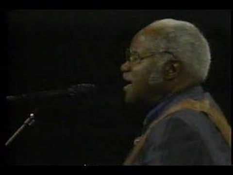 Pops Staples on NIghtmusic