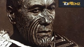 Top 10 TERRIFYING Facts About MAORI WARRIORS