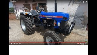 Powertrack Euro 60 tractor full feature & specifications