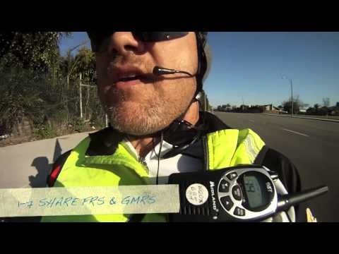 Radio Trike Talk - Info about using FRS/GMRS radios for cycling group communications