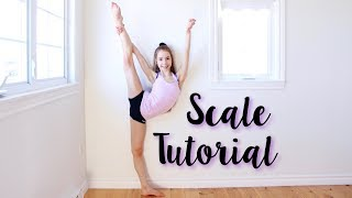 How to do a Scale