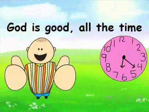God is Good All The Time thumbnail