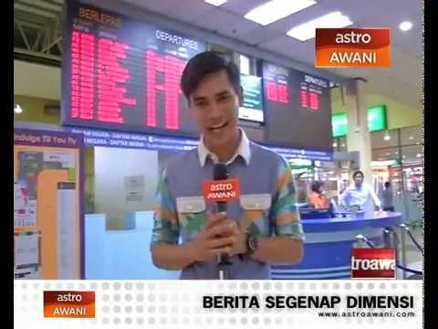Detik-detik akhir operasi AirAsia di LCCT