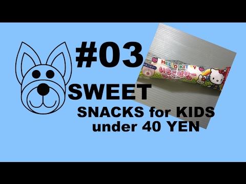 Hello Kitty Jam Marshmallow Cheap Snacks in Japan