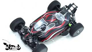 Hobao Hyper SS Nitro Buggy 1/8th Scale RCFADLY
