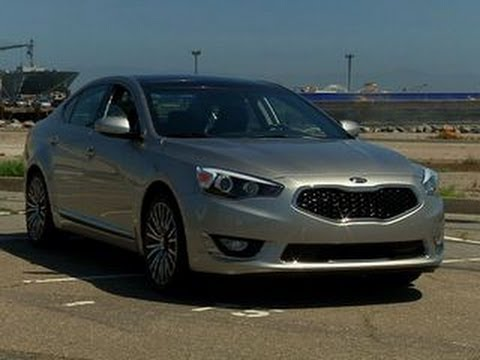 Car Tech - 2014 Kia Cadenza