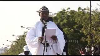 Lancement Bamba Feep avec Cheikh Ahmadou KARA Mbacké 11 mai_video 1