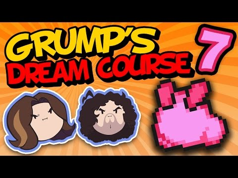 Grumps Dream Course: Pre Party - PART 7 - Game Grumps VS