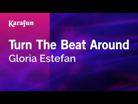 Karaoke Turn The Beat Around - Gloria Estefan *