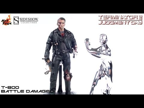 Video Review of the Hot Toys: DX-13