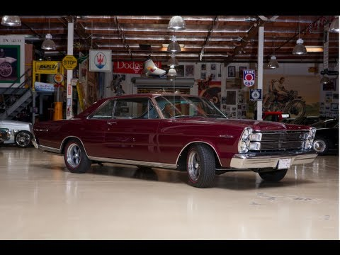 Restoration Blog: 1966 Ford Galaxie, Ultimate Edition - Jay Leno s Garage