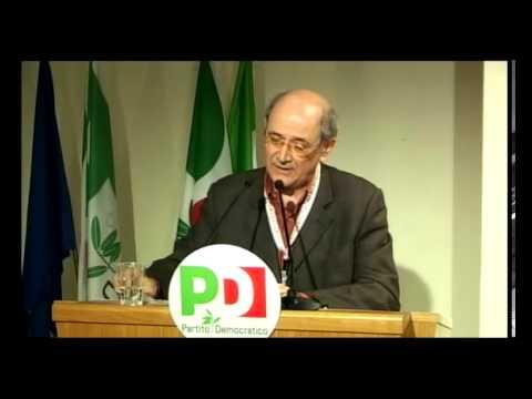 Direzione nazionale Pd – Intervento di Walter Tocci