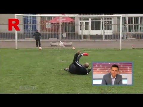 Dizzy goals. Ты попал! Чайковский vs Петряк vs Липартия vs Загорулько
