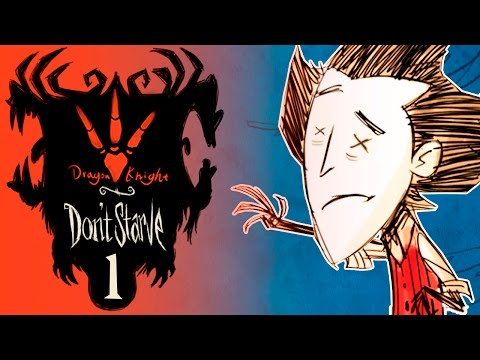 DON'T STARVE: DRAGON KNIGHT #1 МЕРТВЫЙ УИЛСОН
