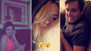 Ashley Benson | August 17th 2015 | FULL SNAPCHAT STORY (featuring Lucy Hale & Tyler Blackburn)