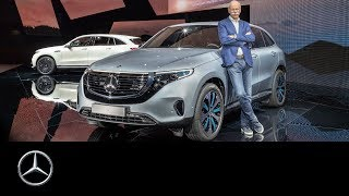 Mercedes-Benz EQC world premiere in Stockholm | Re-Live
