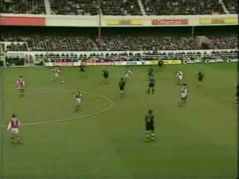 Dennis Bergkamp Greatest Goals