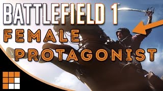Battlefield 1: Female Protagonist Confirmed